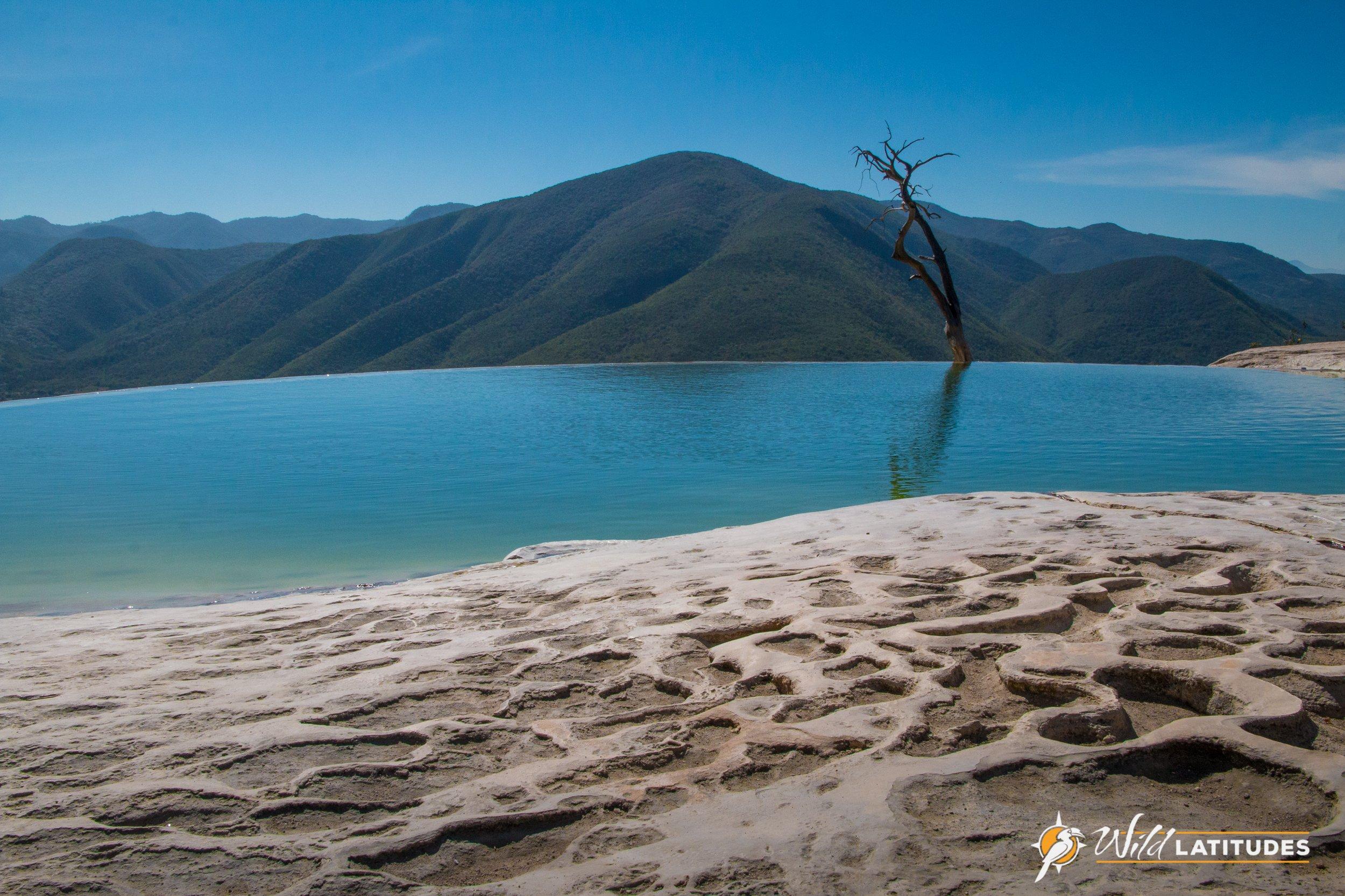 Hierva el Agua in Oaxaca, Mexico